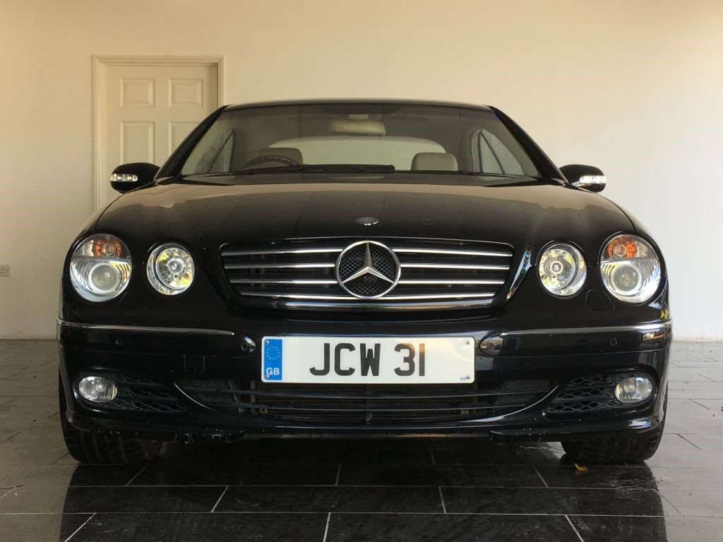 used obsidian black mercedes cl500 for sale west sussex. Black Bedroom Furniture Sets. Home Design Ideas