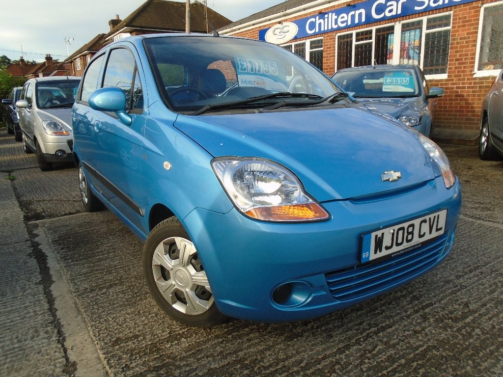 used blue chevrolet matiz for sale buckinghamshire. Black Bedroom Furniture Sets. Home Design Ideas