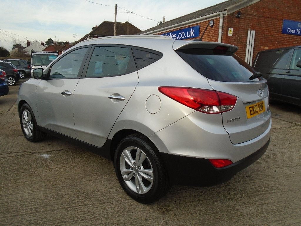 used silver hyundai ix35 for sale buckinghamshire. Black Bedroom Furniture Sets. Home Design Ideas
