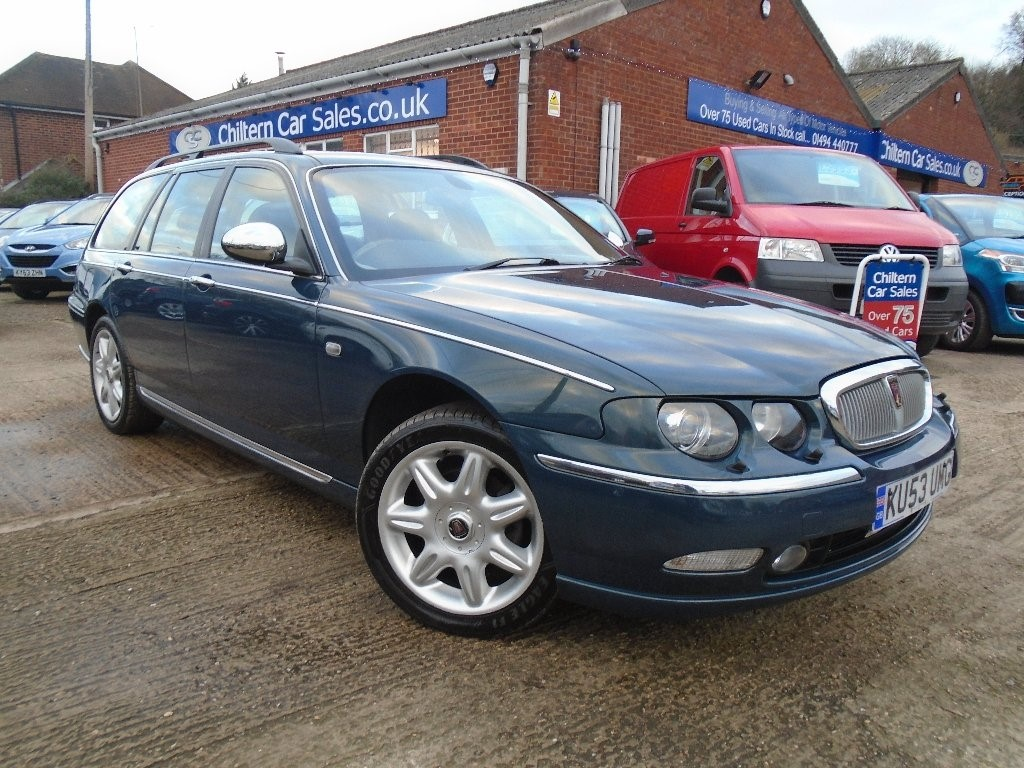 used green rover 75 for sale