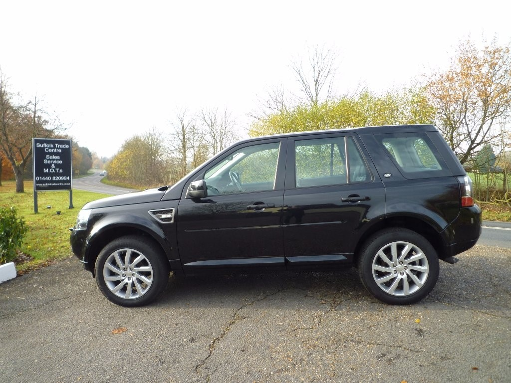 used black land rover freelander 2 for sale suffolk. Black Bedroom Furniture Sets. Home Design Ideas