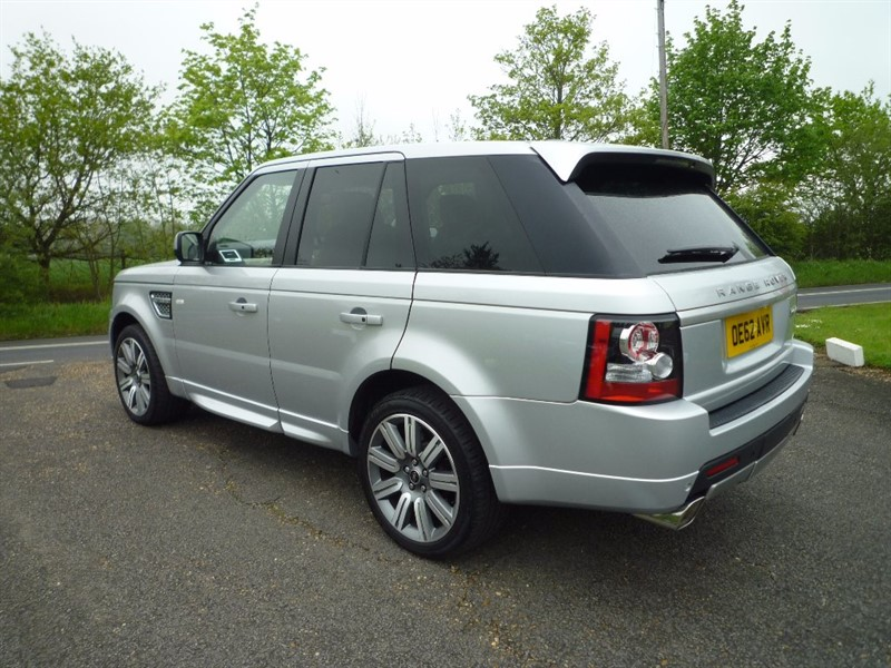 used Land Rover Range Rover Sport SD V6 Autobiography Sport 5dr in suffolk