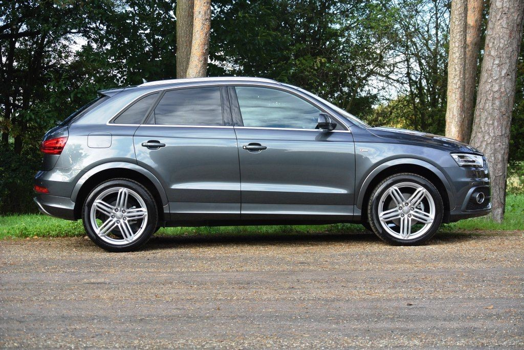 audi q3 tdi quattro s line plus the auto agency hertfordshire. Black Bedroom Furniture Sets. Home Design Ideas