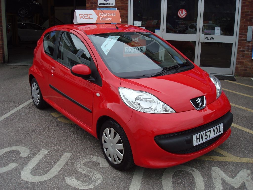 used red peugeot 107 for sale devon. Black Bedroom Furniture Sets. Home Design Ideas
