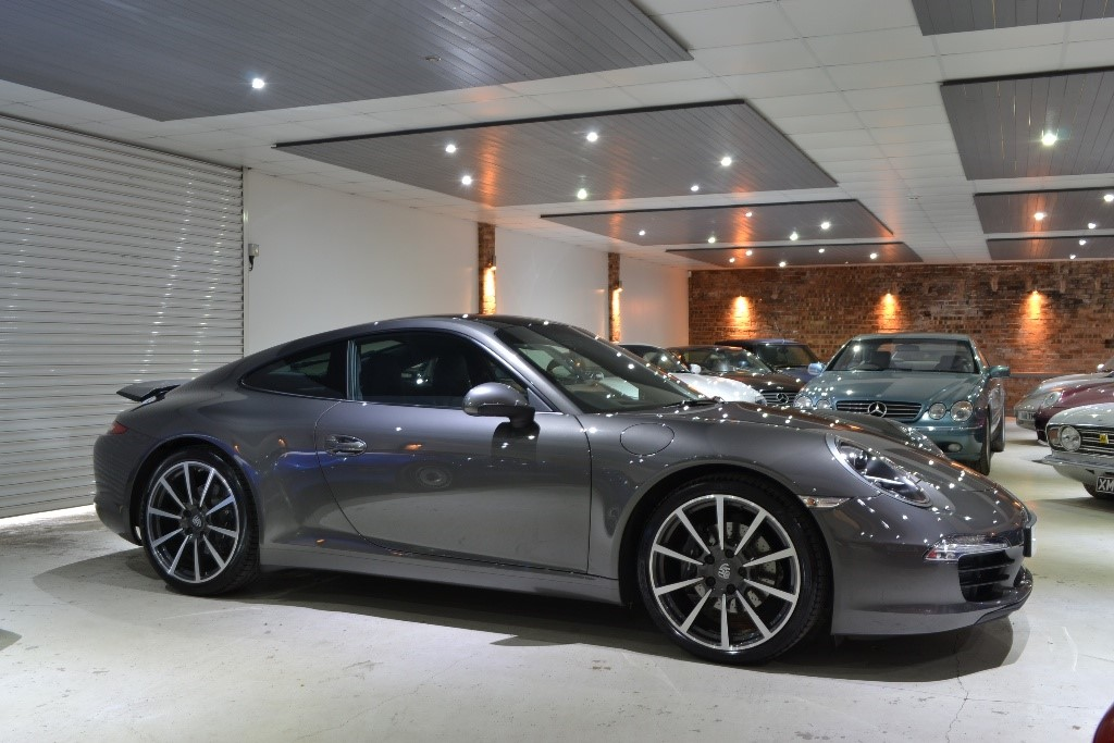 Used Grey Porsche 911 For Sale Worcestershire