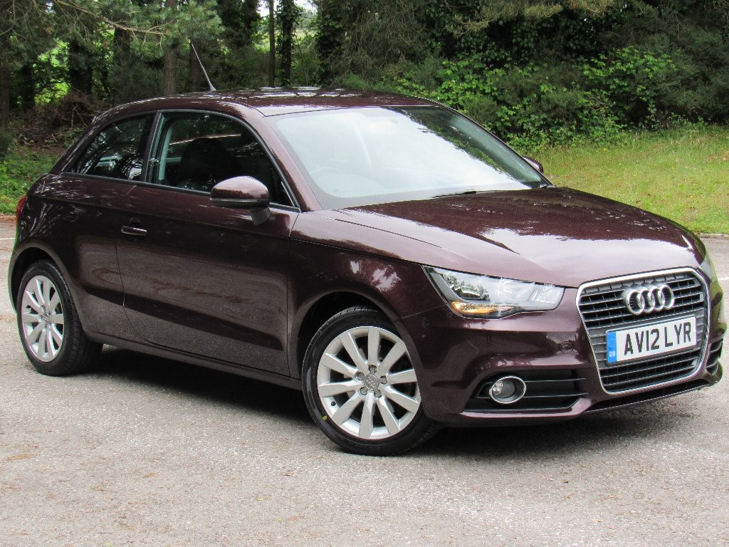 Used Red Audi A1 For Sale Dorset