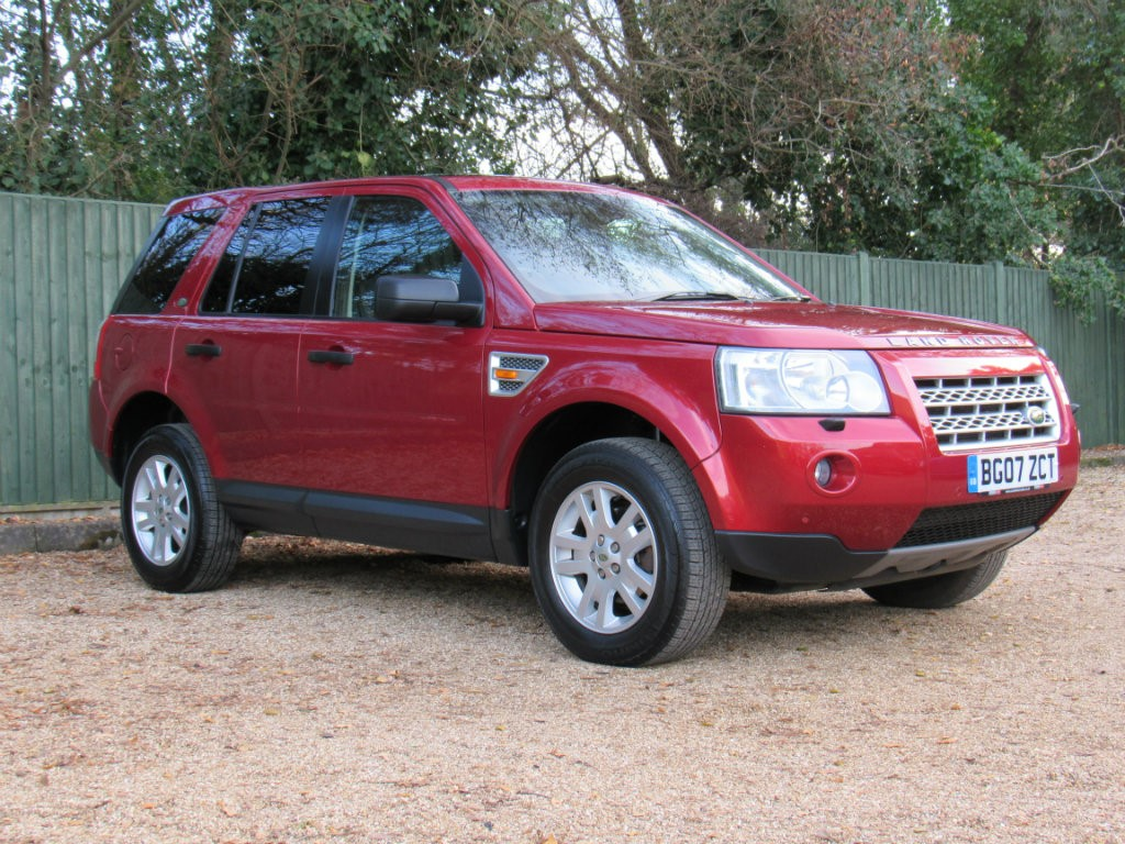 used red land rover freelander 2 for sale dorset. Black Bedroom Furniture Sets. Home Design Ideas