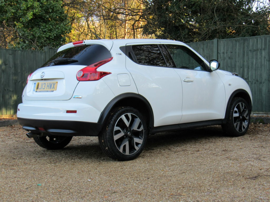 used white nissan juke for sale dorset. Black Bedroom Furniture Sets. Home Design Ideas
