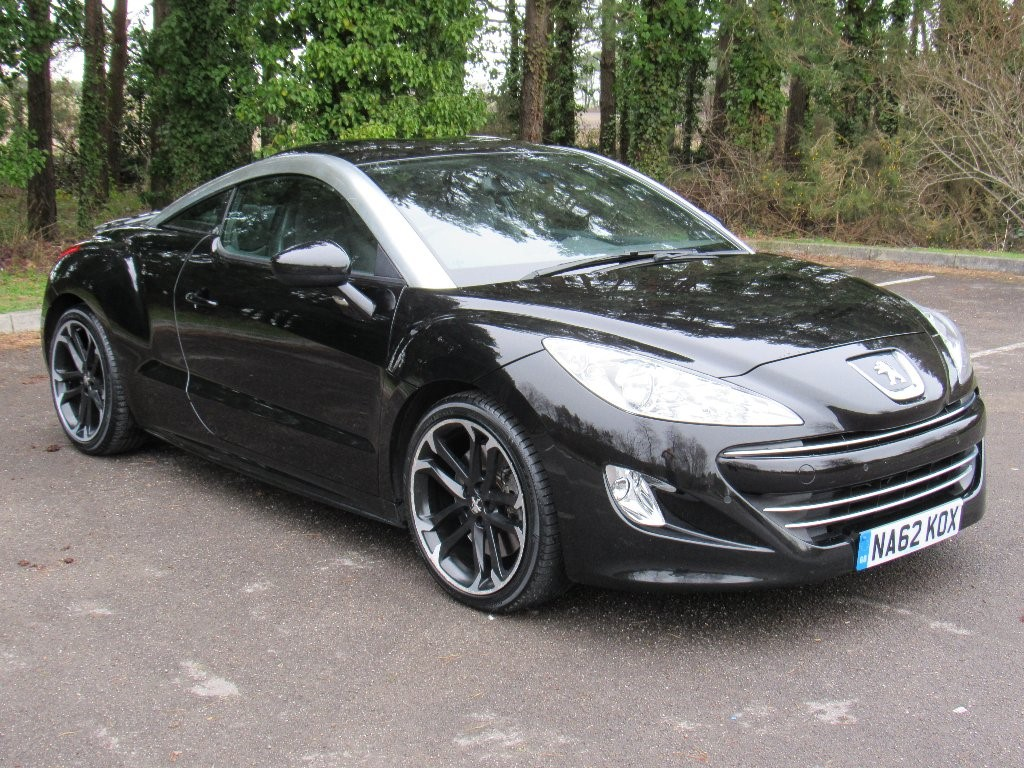 used black peugeot rcz for sale dorset. Black Bedroom Furniture Sets. Home Design Ideas