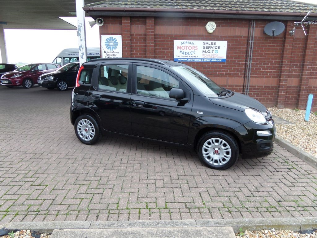 used black fiat panda for sale lincolnshire. Black Bedroom Furniture Sets. Home Design Ideas