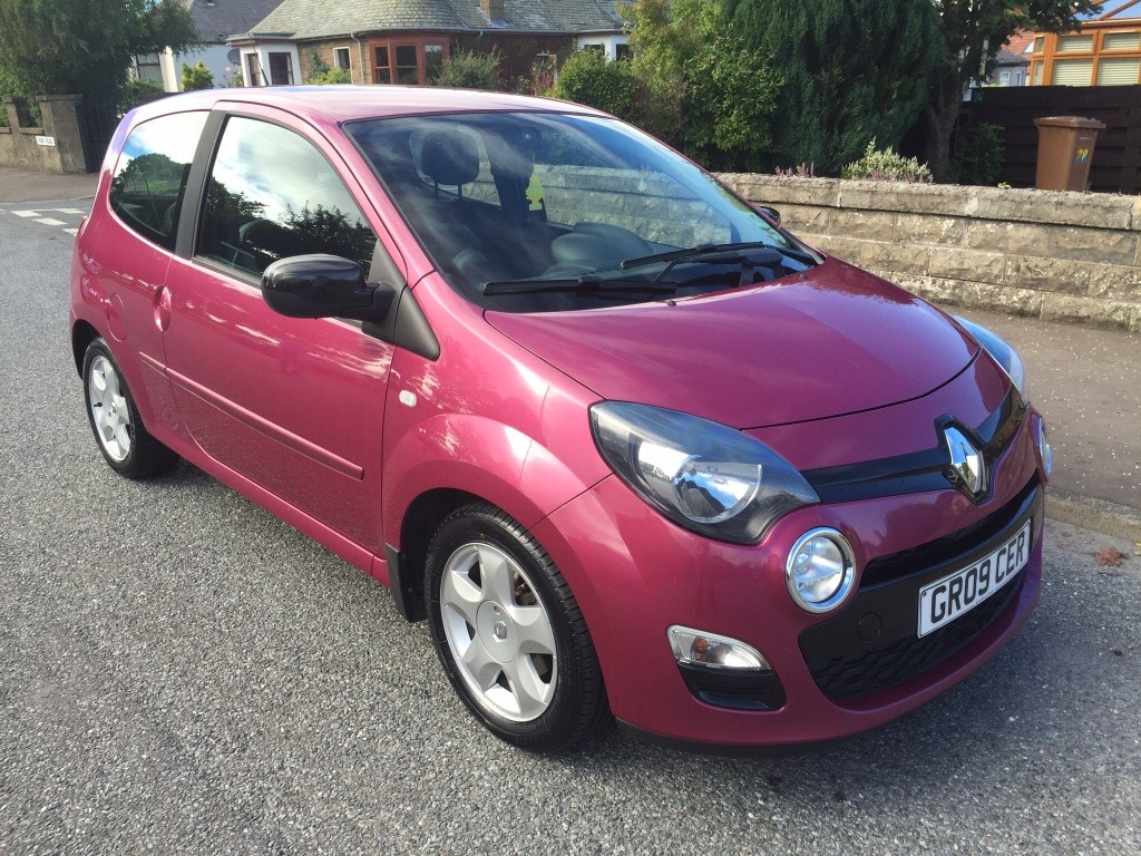 used renault twingo 16v dynamique 3dr cowgate motor company. Black Bedroom Furniture Sets. Home Design Ideas