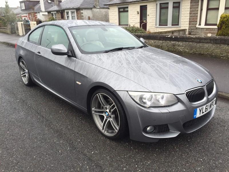 used BMW 325i M SPORT in dundee-scotland
