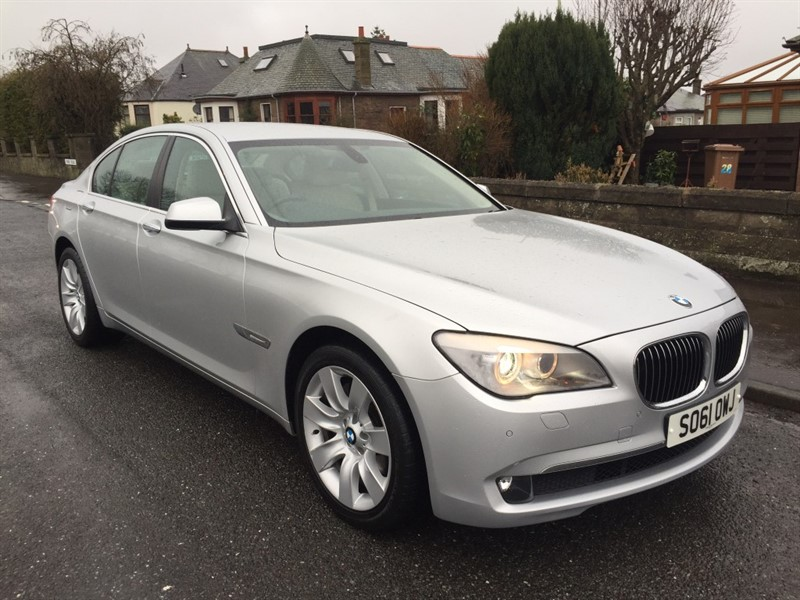 used BMW 730d SE in dundee-scotland