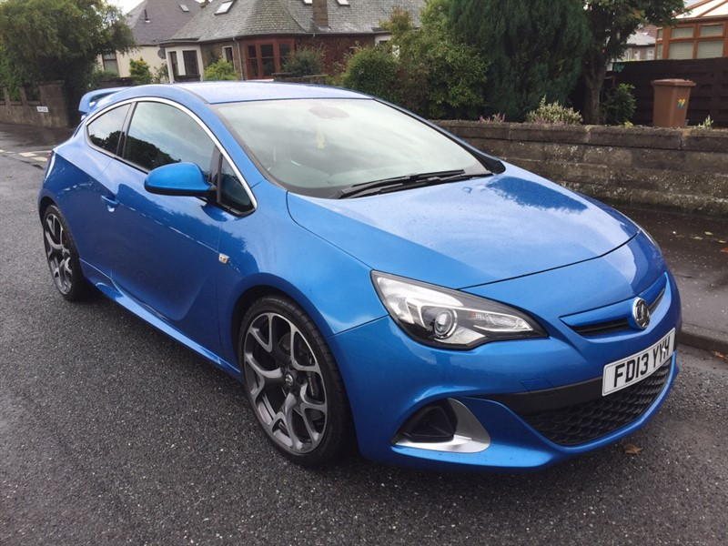 used Vauxhall Astra i 16v VXR 3dr in dundee-scotland