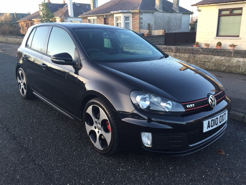 used VW Golf GTI in dundee-scotland