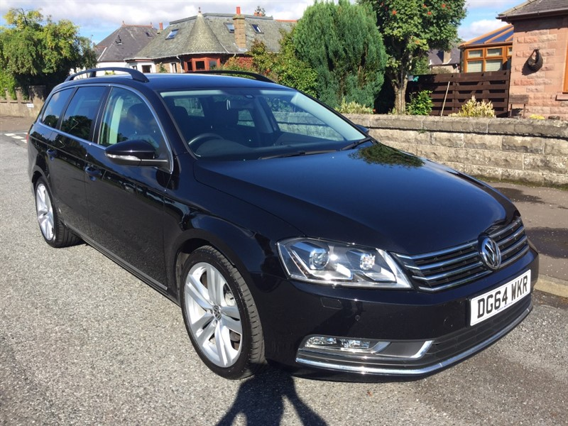 used VW Passat TDI BlueMotion Tech Executive Style 5dr (start/stop) in dundee-scotland