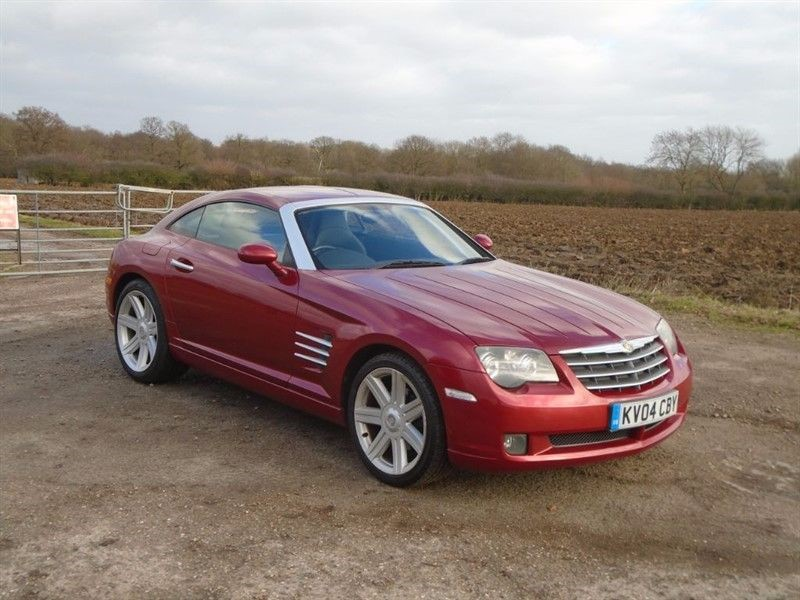 used red chrysler crossfire for sale essex. Cars Review. Best American Auto & Cars Review