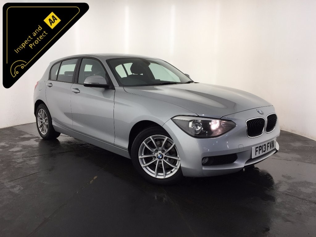 bmw 118d in stoke on trent staffordshire compucars. Black Bedroom Furniture Sets. Home Design Ideas
