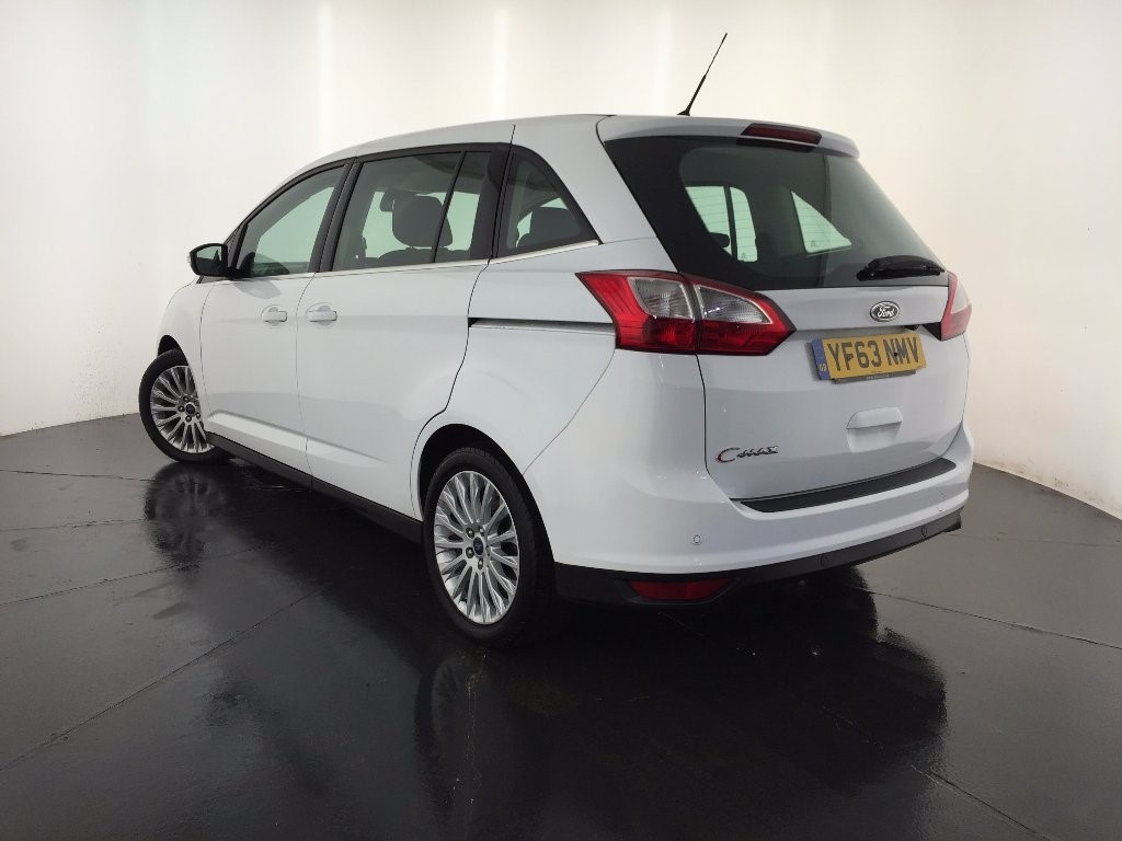 ford grand c max in stoke on trent staffordshire compucars. Black Bedroom Furniture Sets. Home Design Ideas