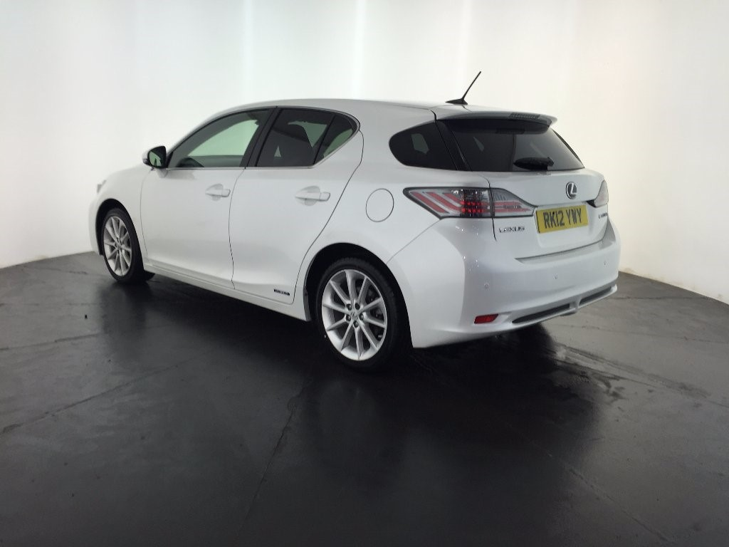 used white lexus ct 200h for sale leicestershire. Black Bedroom Furniture Sets. Home Design Ideas
