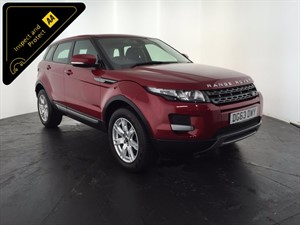 used Land Rover Range Rover Evoque ED4 Pure (2WD) 5dr in leicester