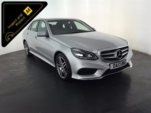 used Mercedes E250 E Class CDI AMG Sport 7G-Tronic Plus 4dr in leicester