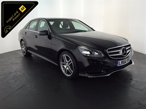 used Mercedes E250 E Class CDI AMG Line 7G-Tronic Plus 4dr in leicester