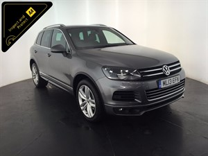 used VW Touareg TDI V6 Altitude Tiptronic 4x4 5dr (start/stop) in leicester