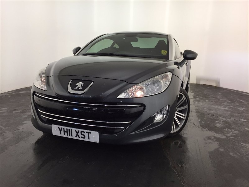 peugeot rcz in stoke on trent staffordshire compucars. Black Bedroom Furniture Sets. Home Design Ideas