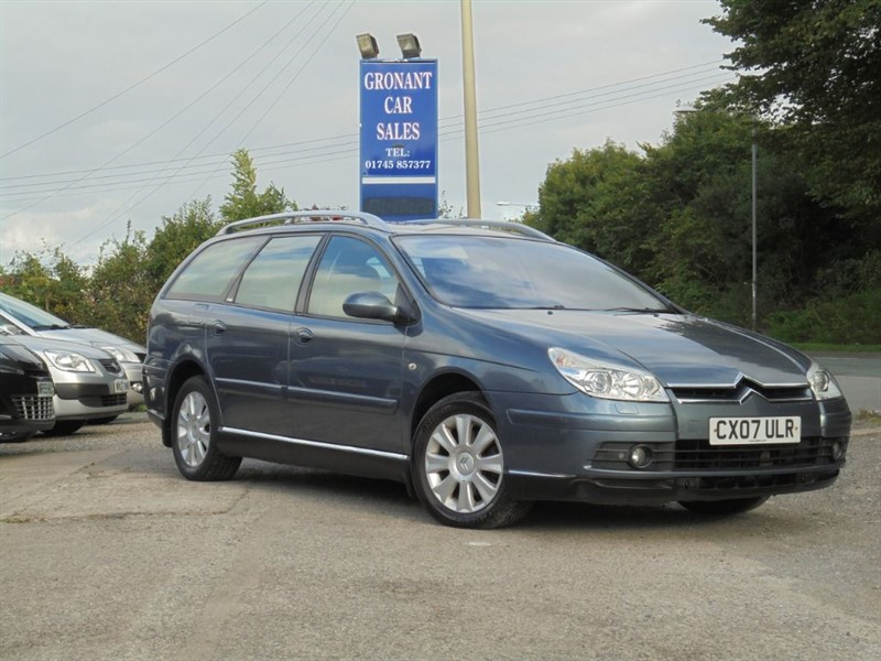 Car of the week - Citroen C5 EXCLUSIVE HDI - Only £2,495