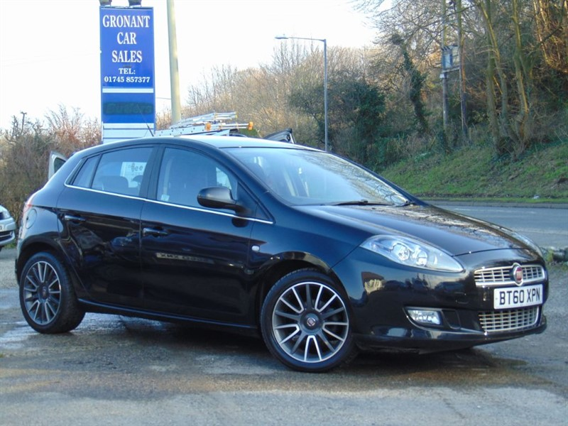Car of the week - Fiat Bravo ACTIVE 16V 90 - Only £3,995