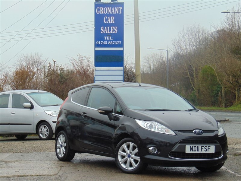 Car of the week - Ford Fiesta ZETEC - Only £4,995