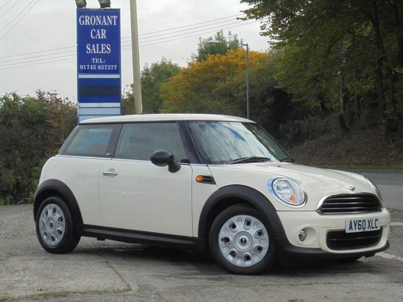 Car of the week - MINI Hatch FIRST - Only £5,295