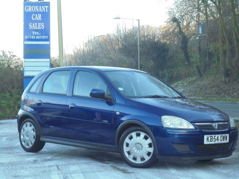 Car of the week - Vauxhall Corsa DESIGN 16V TWINPORT - Only £1,495