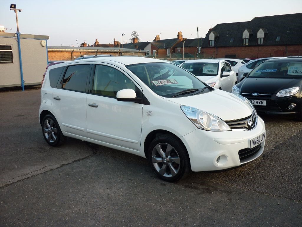 used nissan note for sale colchester essex. Black Bedroom Furniture Sets. Home Design Ideas