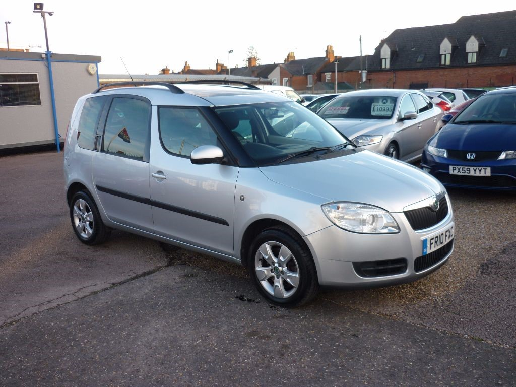 used skoda roomster for sale colchester essex. Black Bedroom Furniture Sets. Home Design Ideas