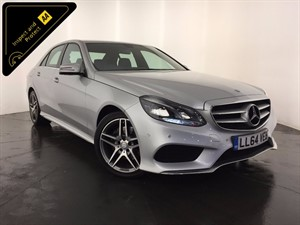 used Mercedes E220 E Class CDI BlueTEC AMG Line 7G-Tronic Plus 4dr in leicester