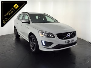 used Volvo XC60 TD D4 R-Design Geartronic 5dr (start/stop) in leicester