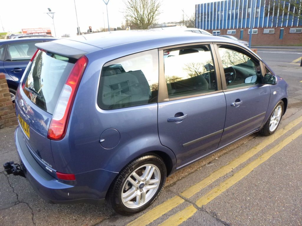 used blue ford focus c max for sale essex. Black Bedroom Furniture Sets. Home Design Ideas