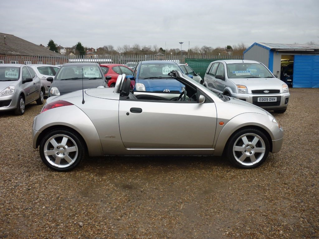 used ford streetka for sale colchester essex. Black Bedroom Furniture Sets. Home Design Ideas