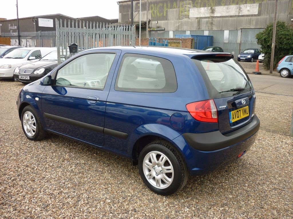 used hyundai getz for sale colchester essex. Black Bedroom Furniture Sets. Home Design Ideas