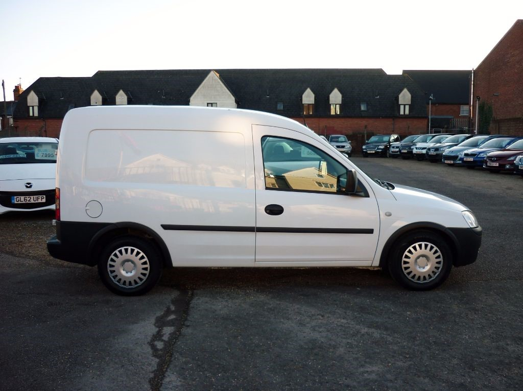 Used Vauxhall Combo For Sale Colchester Essex
