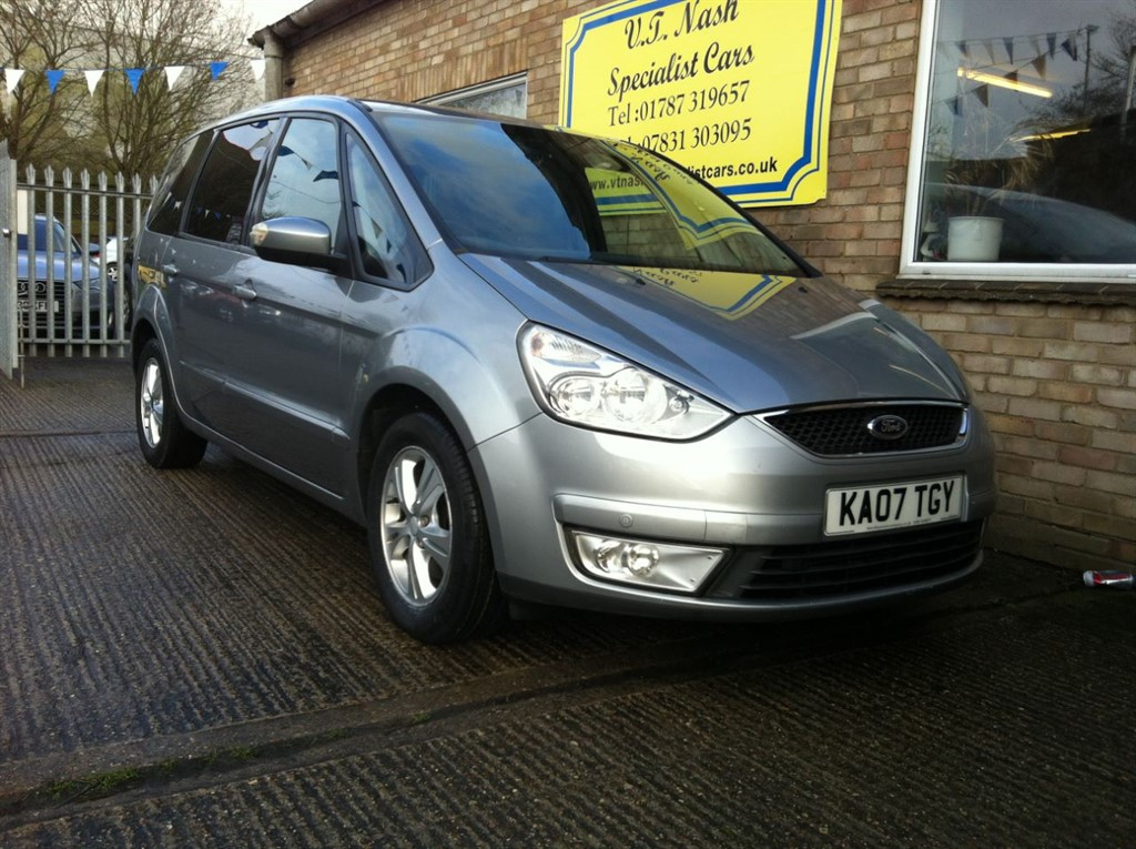 used silver ford galaxy for sale suffolk. Black Bedroom Furniture Sets. Home Design Ideas