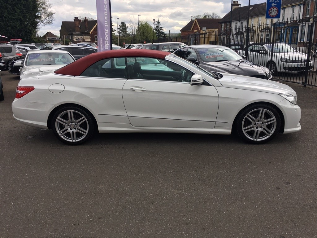 used white mercedes e220 for sale kent. Black Bedroom Furniture Sets. Home Design Ideas