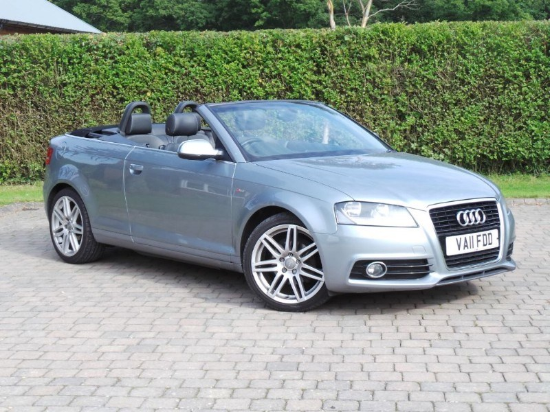 Audi A3 TFSI S LINE Automatic Just Serviced at Audi