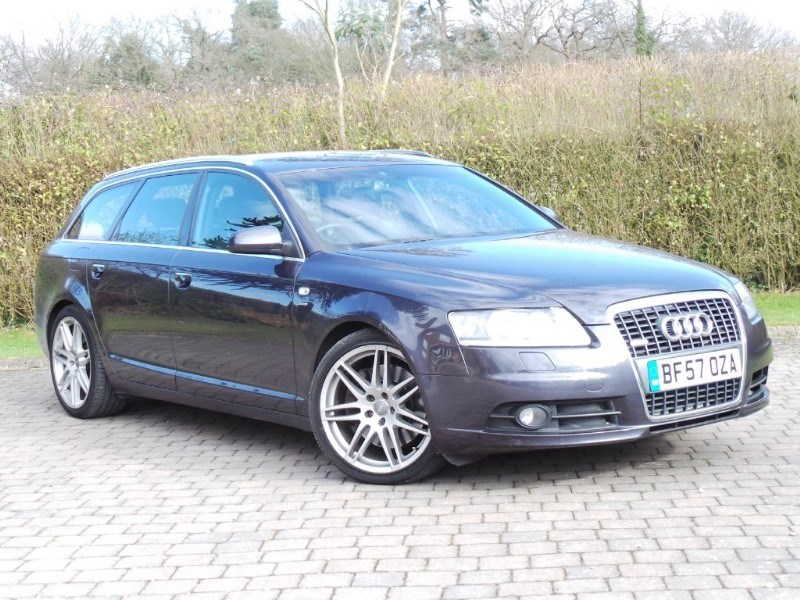 Audi A6 TDI LE MANS EDITION 27 Diesel Beautiful Example