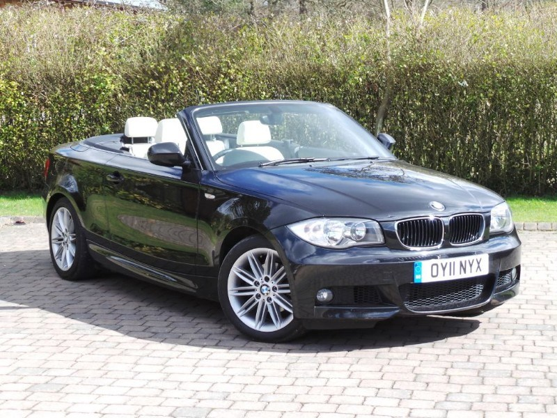 BMW 118d M SPORT Diesel Auto Boston Leather