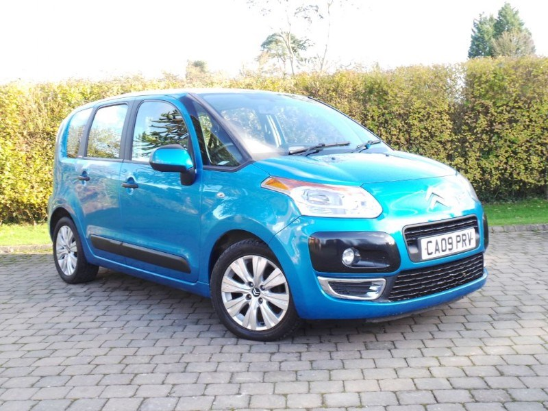 Citroen C3 Picasso VTR PLUS HDI 60 MPG Combined