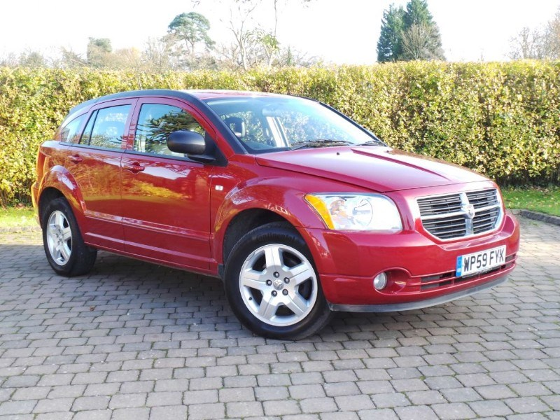 Dodge Caliber SXT CRD 20 Diesel Leather  Cruise Control