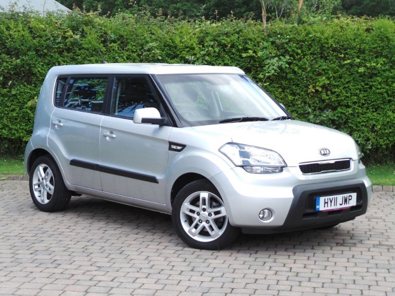 Kia Soul 2 CRDI Diesel Auto Low Mileage Immaculate Condition